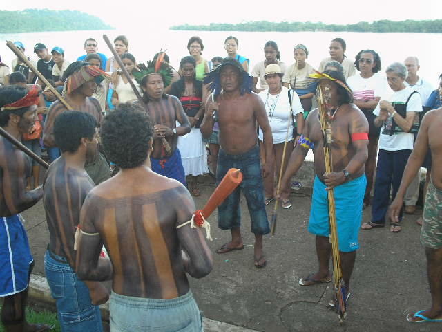 Belo Monte. Photo courtesy of Antonia Melo.
