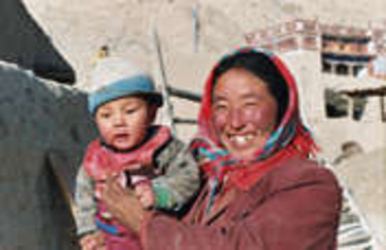 Tibetan Natural Birth and Health Training Center