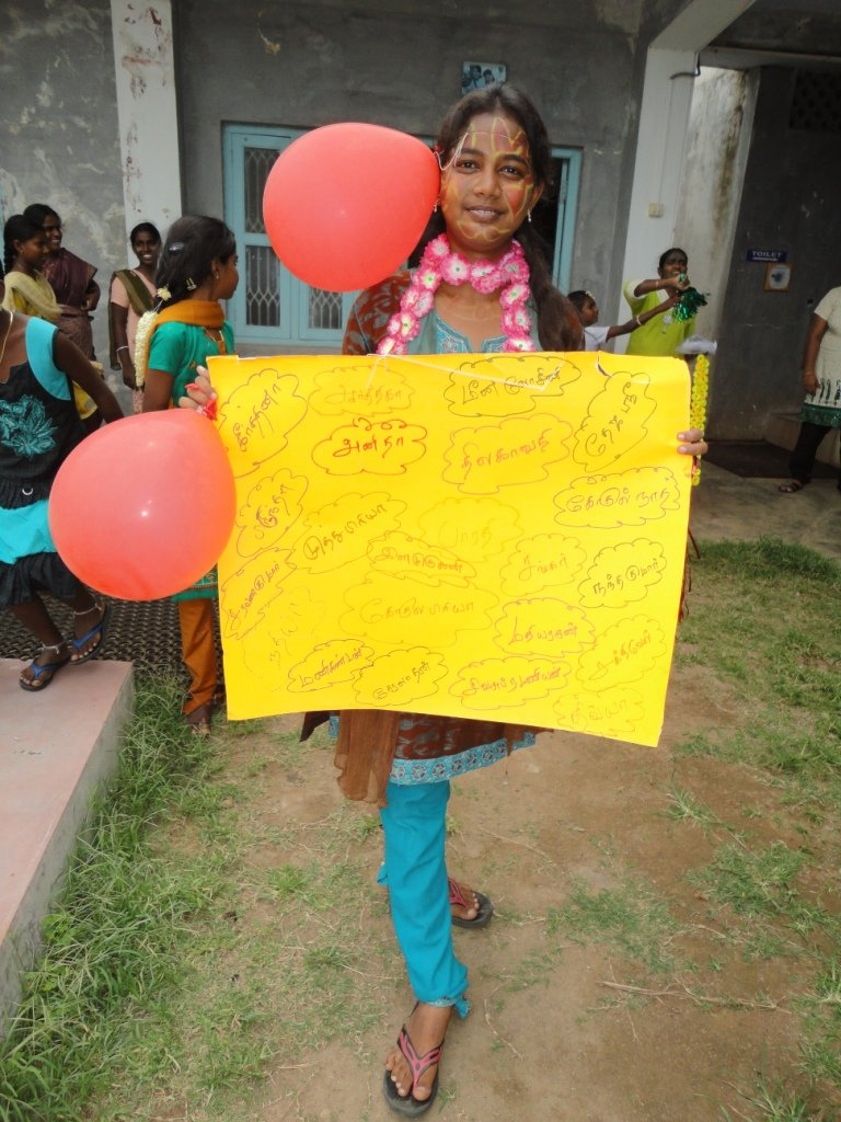 Confidence Building Camp for Orphan Children