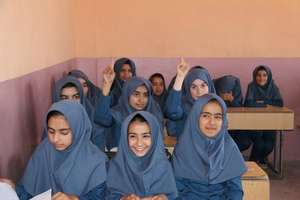 Provide a Scholarship to One Afghan Girl