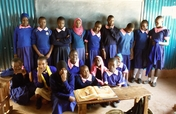 Empower and educate 20 girls living in Kibera