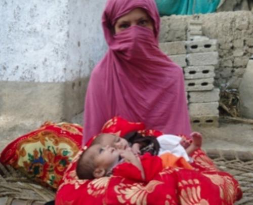 Reduce Maternal & Infant Mortality in Pakistan