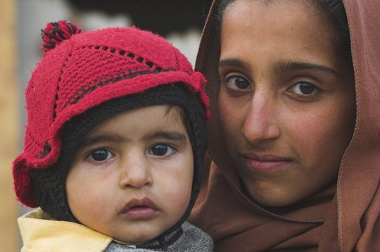 Reduce Maternal & Infant Mortality in Pakistan