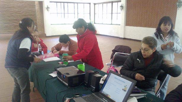 Aflatoun teachers training