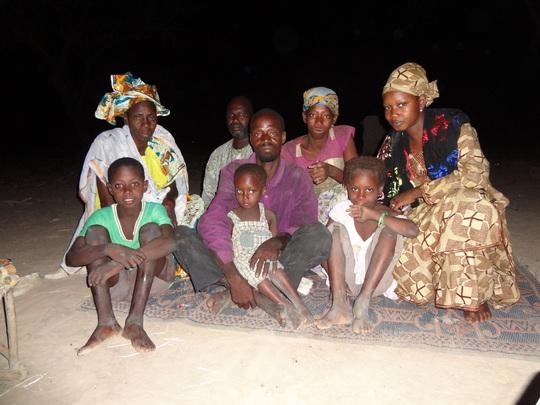 Fatoumata's Family