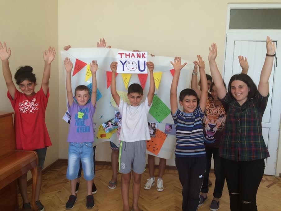 Thank you GlobalGiving!  2