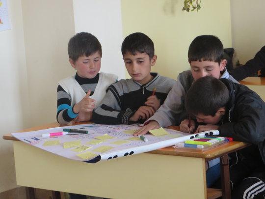 Our progress in Armavir region
