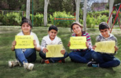 Providing education for 150 children in Armenia