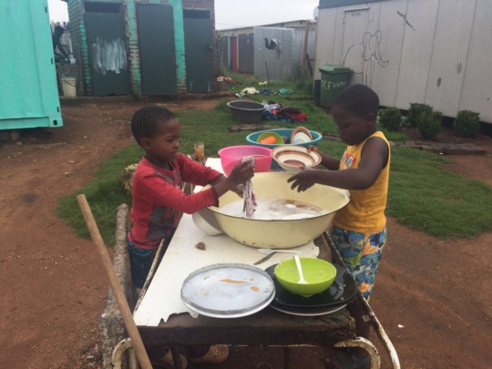 Give 200 South African children good health