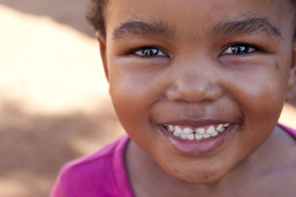 Smiles from South Africa