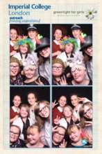greenlight girls in London have some fun!