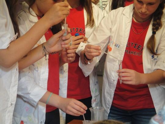 DNA fun workshop