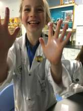 Messy fun with science