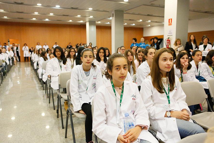 Reaching so many young women in Spain