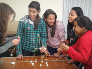 Give girls a greenlight for Science