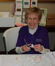 Senior Volunteers Give Back
