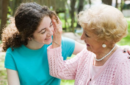 Senior Volunteers Making a Difference