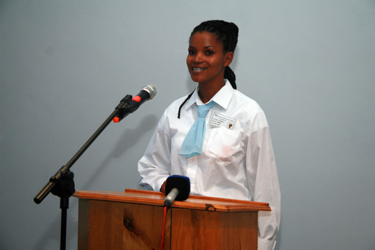 Deputy Chairperson of Learner Committee 2014