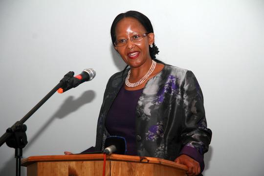 SA Deputy Minister of Tourism, Ms Tokozile Xasa