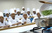 Training & jobs for 90 unskilled African women
