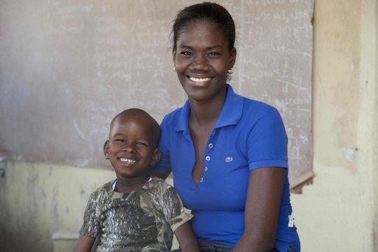 Help a Haitian Mother Support her Family!