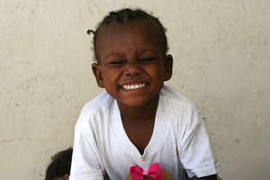 You've brought joy to Haiti!