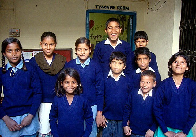 Lets Dance- Bring joy to street kids in India!