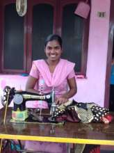 Thank you for providing a sewing machine!