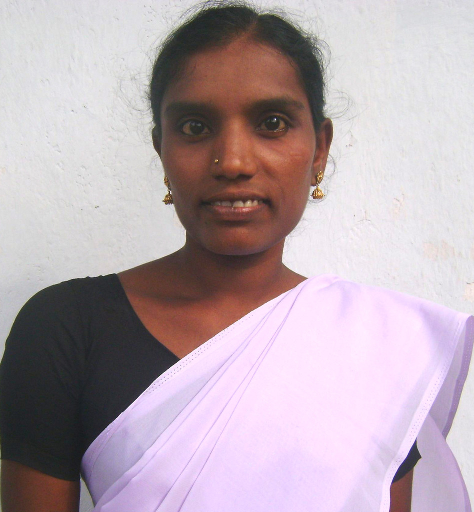 Sundara is now able to provide for her family