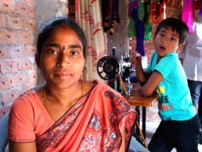 Thank you for helping women like Asha