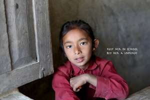 Stop Child Brides in Nepal