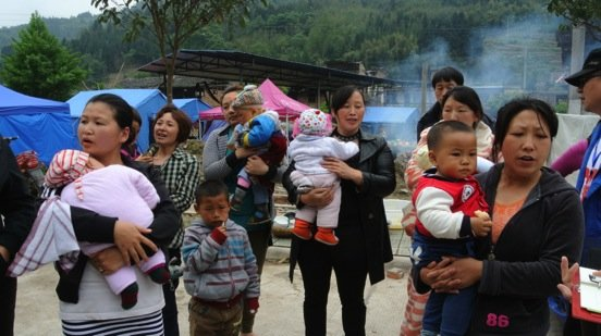 Response to Devastating Sichuan, China Earthquake