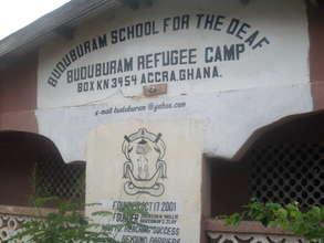 The School for the Deaf, Buduburam