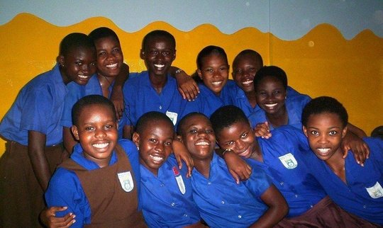 Making schools in Ghana more girl-friendly