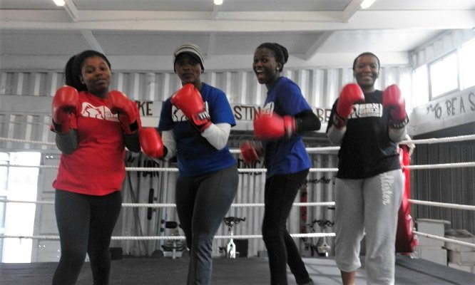 Empower and educate 450 girls in South Africa