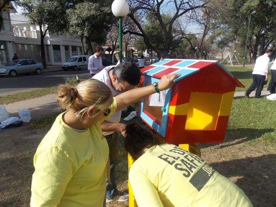 Democracy & civic participation in Argentina