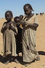 These children are starving - will you help?