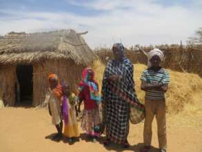 At home in Darfur