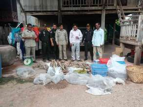 WRRT with apprehended traders
