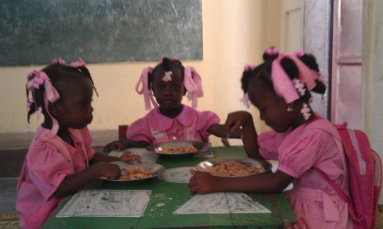 Daily Nutritional Meal Enhances Learning