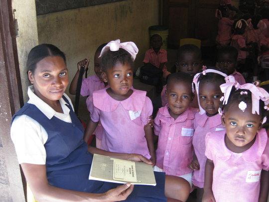 Pre-School II Teacher Josette