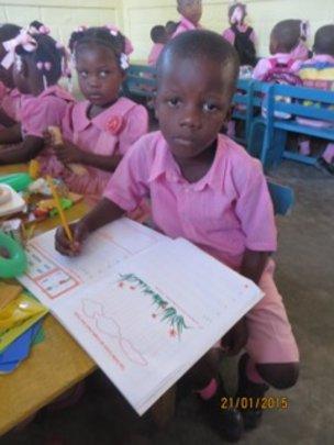 Head Start for 230 Pre-School Children in Haiti
