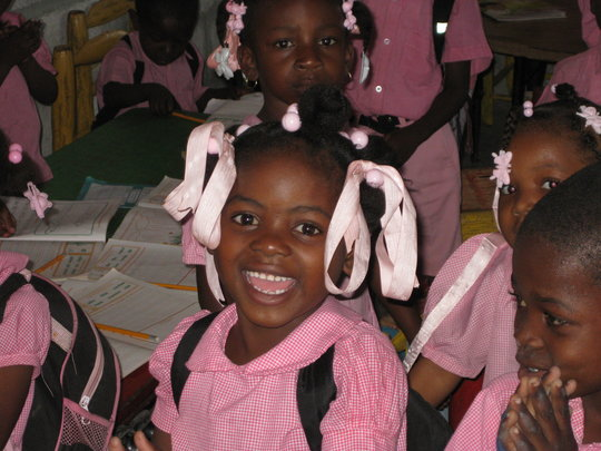 Head Start for 230 Pre-School Children in Haiti