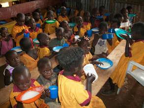 Christian Upliftment School in Kampala, Uganda