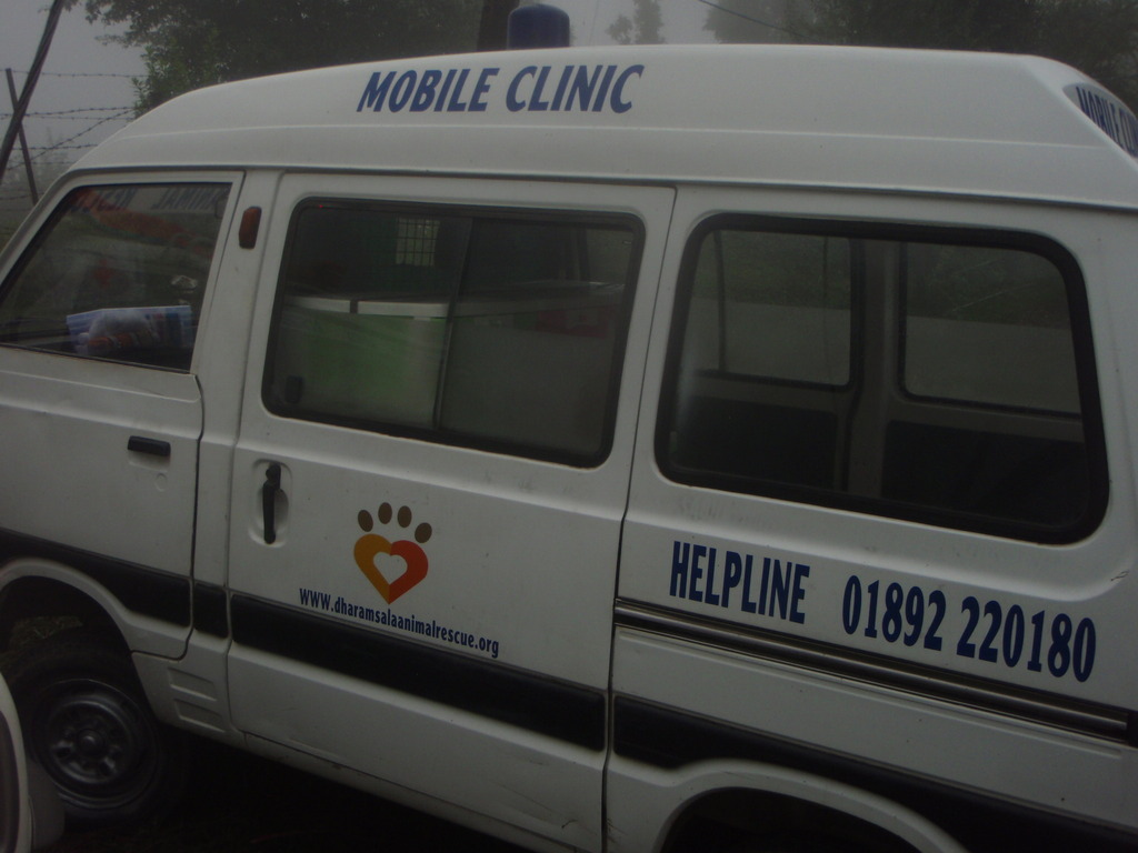 Our Mobile Clinic!