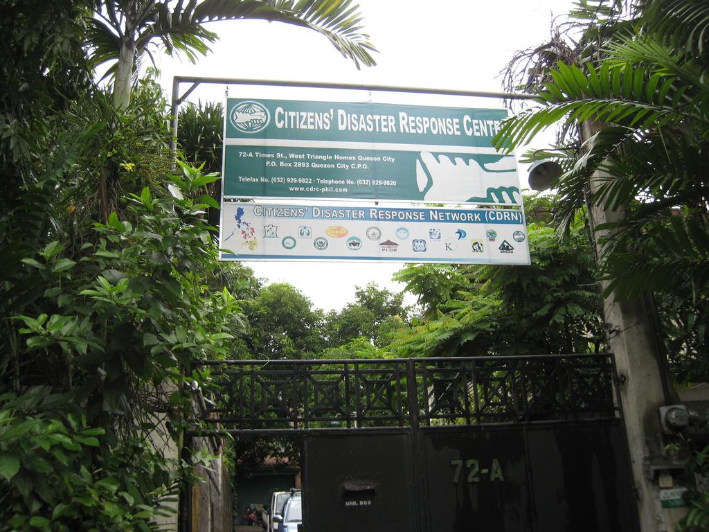 CDRC Office in Manila