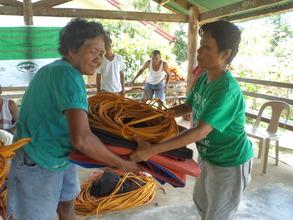 New fishing gear will spur economic development