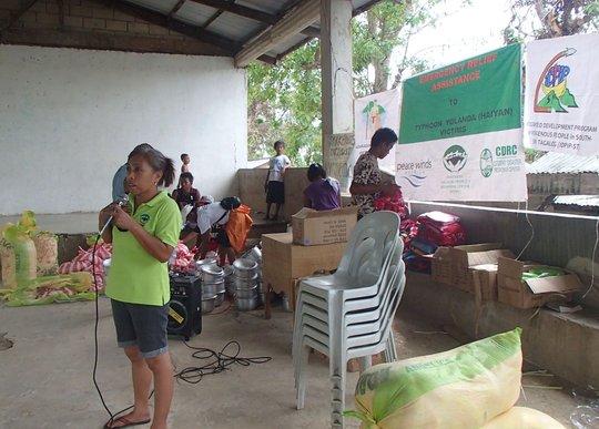 Disaster preparedness education