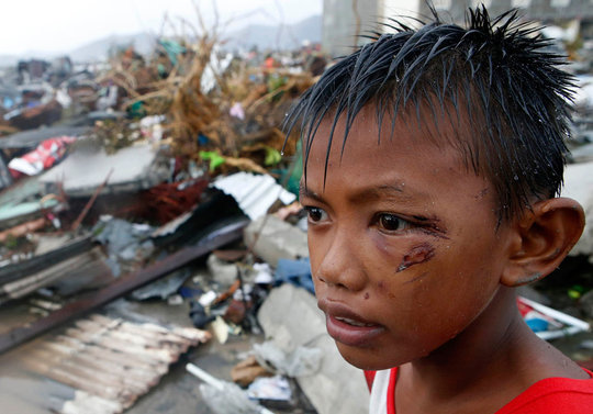Philippines Disaster Response Fund - Haiyan