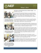 NEF-Morocco Celebrates National Day of Children